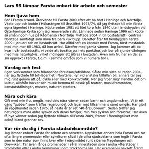Det här är mitt Farsta, Lars59