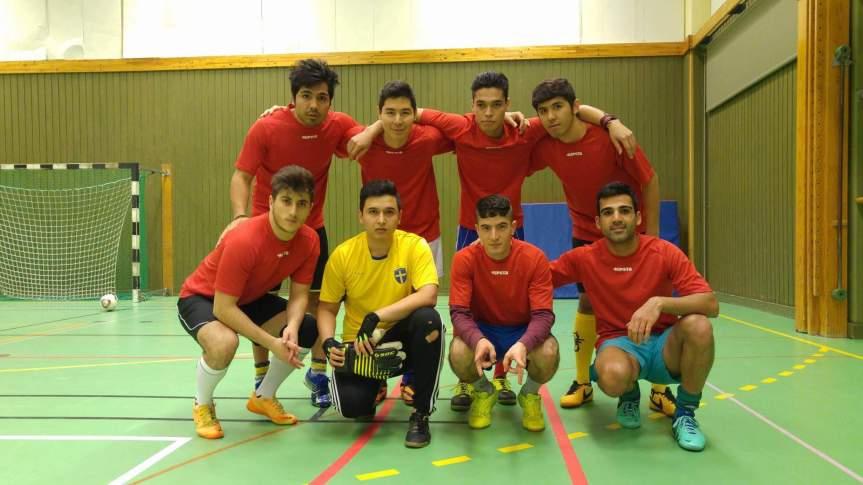 Hamzas ord om vardagen i Marocko och fotbollslaget iStockholm