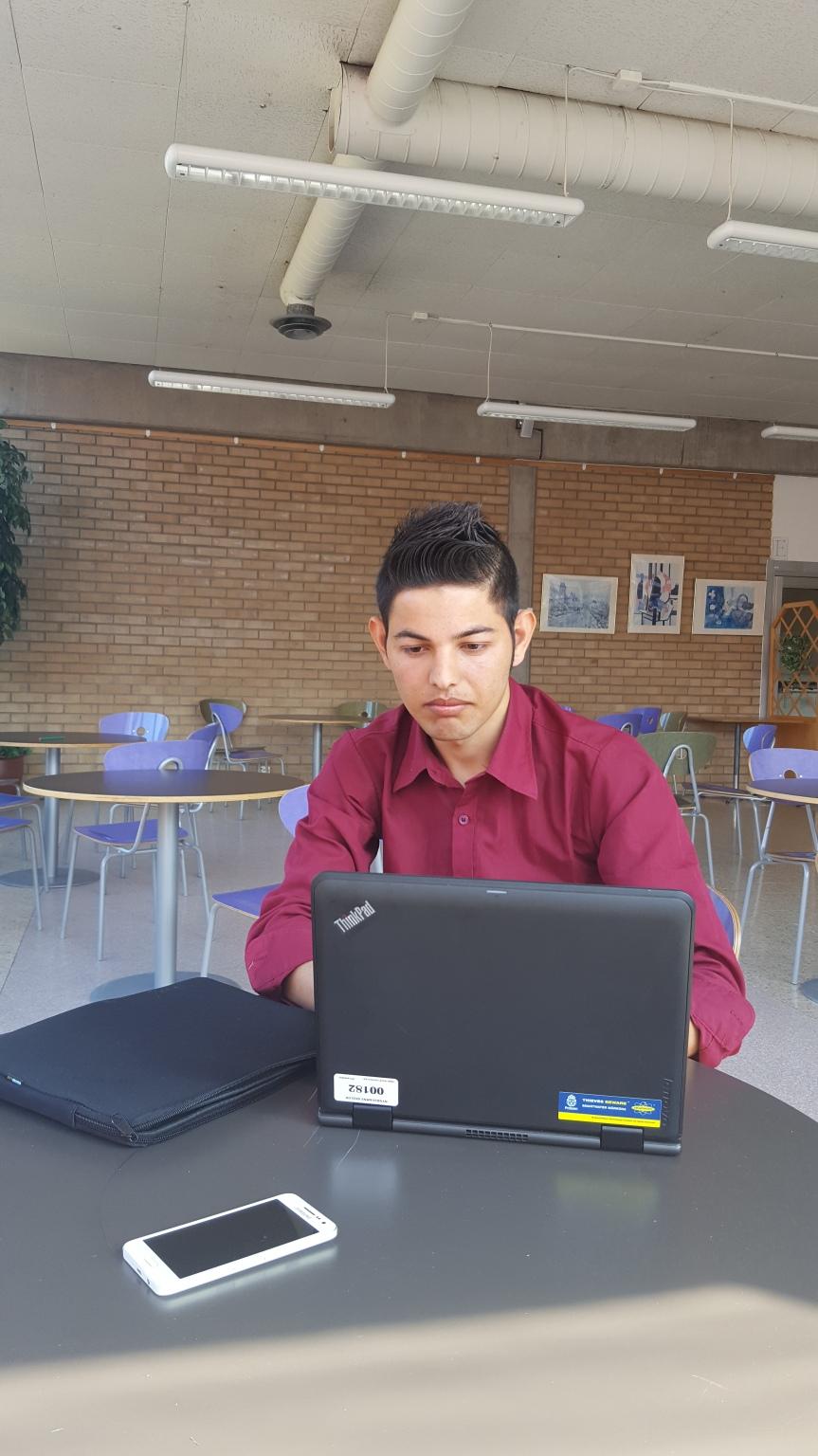 jamal dator i skolan