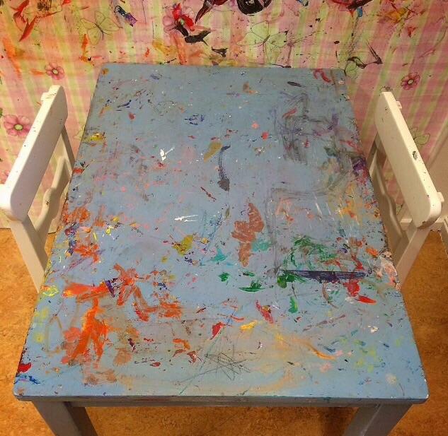 Abstrakt expressionism påVåxtorpsgränd