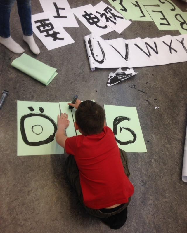 Workshop i typsnitt